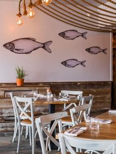 Aston Marina Restaurant, Faber Design 6