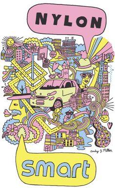 Murals - Andy J. Miller - Art & Design #mural