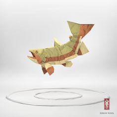 Jeremy Kool | Fubiz™ #fish