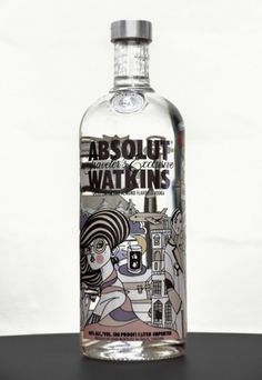 Sara Lindholm - m—2: ABSOLUT WATKINS | Traveler's Exclusive... #liselotte #absolut #watkins