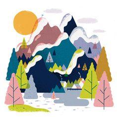 Rick Berkelmans #illustration #design