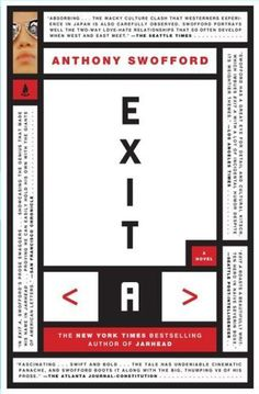 Exit A #cover #editorial #book