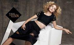Heidi Mount by David Roemer #fashion #photography #inspiration