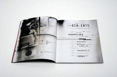 Hip Shot Magazine on Editorial Design Served