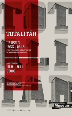 Totalitär #design #graphic