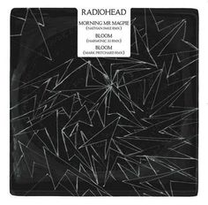 radiohead the king of limbs remix series #radiohead #square #b&w