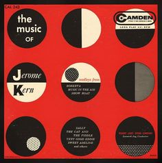 p33_jeromekern_rca.jpg 600×606 pixels #album #project #thirty #design #graphic #circles #cover #minimal #three
