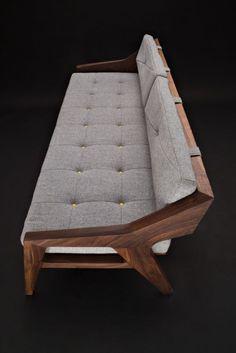 """""""Emerson Sofa"""" by Jory Brigham"""