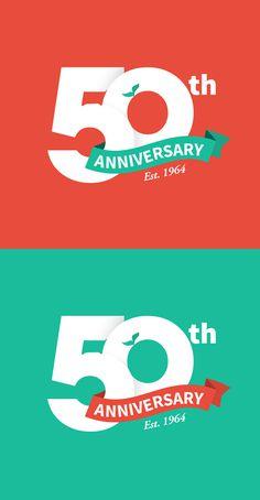 50th Anniversary Logo