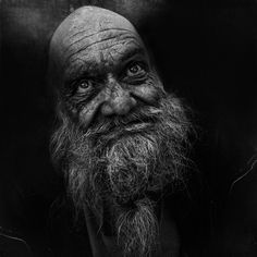 Homeless #man #old #wrinkles #homeless