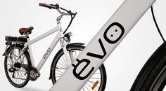 Jedzkolor.com #evo #electric #bicycle #branding #jedzkolor