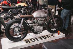 OneShow 2014 03 #motorshow #portland #racer #cafe #honda #one
