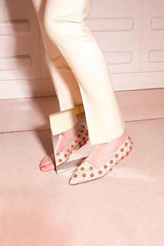 Philippe Jarrigeon. #fashion #photography #pattern #shoes #illusion