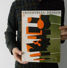FFFFOUND! | itis edition. | 版語 — industrial design 7 July 1961 #cover #industrial #design #magazine