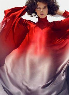 Merde! - thecysight: Freja Beha Erichsen by Sølve Sundsbø... #fashion #photography