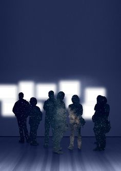 Nuit des musées d'Arles #print #illustration #poster #night #museum #nuits des muses
