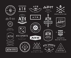 ATH Sports Nutrition #logos