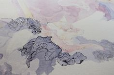 Wilderness on Illustration Served #illustration #pencil #watercolor