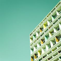 Spektrum Eins on the Behance Network #photography #architecture #style
