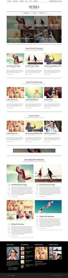 concept, layout,minimal, blog, magazine, simple, clean, web design
