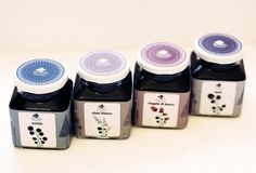 packaging - olgaprudka.com #package #jam