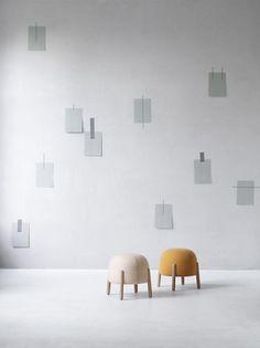Sally stool by Busk+Hertzog