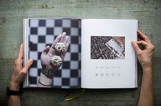 MENÜ on Behance #food #recipe #cookbook #layout #photography