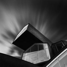 Black and White Architecture Photography by Pygmalion Karatzas #white #black #photography #architecture #and