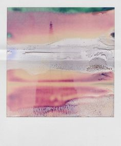 William Miller | EMPTY KINGDOM You are Here, We are Everywhere #abstract #photography #polaroid
