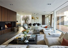 YLAB Arquitectos Create Sophisticated Summer Home in Maresme - InteriorZine