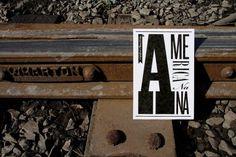 { c/c } AMERICANANA #gr #design #graphic #typography