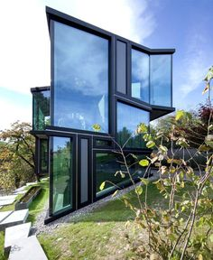 Trubel House by L3P Architekten trubel house 3