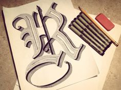 Typeverything.com - The Letter 'R'by... - Typeverything #lettering