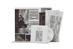 Lorick Fall '09 | RoAndCo Studio / Bench.li #print #identity