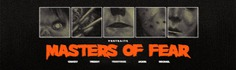 MASTERS OF FEAR - Horror Heroes Portraits on Behance