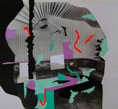 Virginia Echeverria Whipple   PICDIT #mixed #media #collage #art