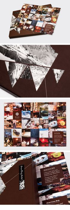 Packaging Grau Roig Hotel | Estudio coba #estudi #diseo #arte #packaging #direccin #de #grafic #estudio #disseny #grafico