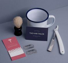 The Design Blog #brand #stationary