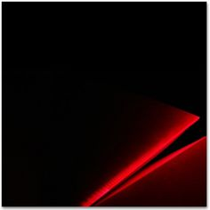 factory : Christian Tochtermann #abstract #red #laser #photography #light