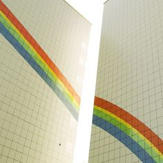 Color Berlin 2 on the Behance Network #photo #design #photography #architecture #manipulation #spectrum
