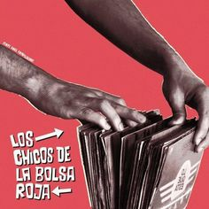 Los Chicos de la Bolsa Roja - First Soul Compilation #design #graphic #cover #gr #compilation