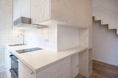 Micro-Apartment: 21 square-meters flat renovated in Berlin