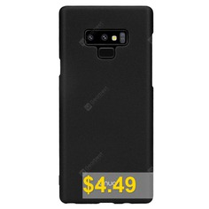 LENUO #Anti-fingerprint #Waterproof #Protective #Phone #Case #for #Samsung #note9 #- #BLACK