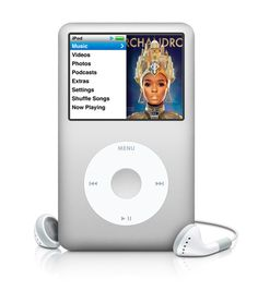 iPod classic #classic #apple #ipod