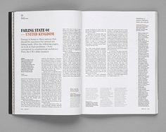 FFFFOUND! | Interview with Ken Leung from Monocle Magazine » Australian Edge #print #design #graphic
