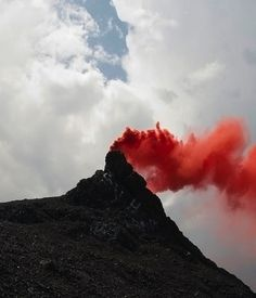 Smoke Signals Paint Mexico's Desert Sky - My Modern Metropolis #smoke #signals