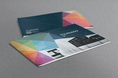 Multicolor Modern Brochure. Download here: http://graphicriver.net/item/multicolor-modern-brochure/7436397