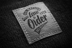 Vintage Label on Behance #patch #badge #vintage #label