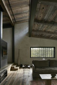 MG2 House / Alain Carle Architecte