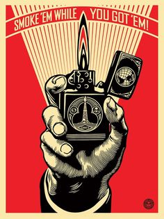 #OBEY #shepardfairey #illustration #poster